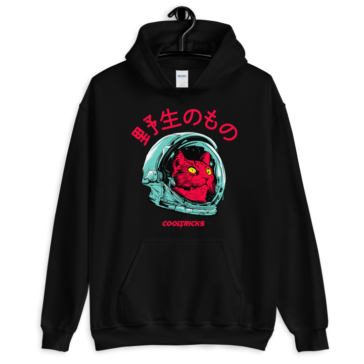 SPACE CAT Hoodie - Shop Cool Tricks