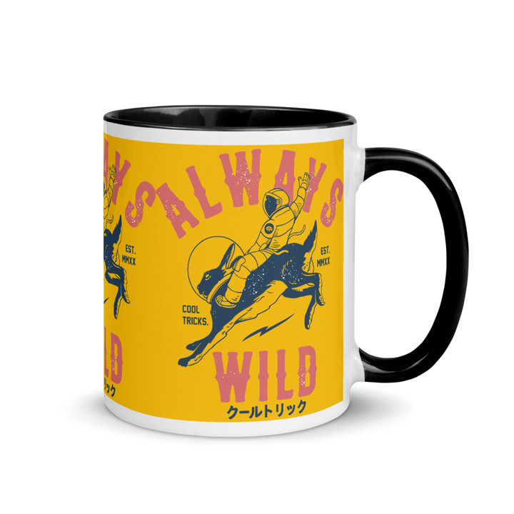 SPACE COWBOY Mug - Shop Cool Tricks