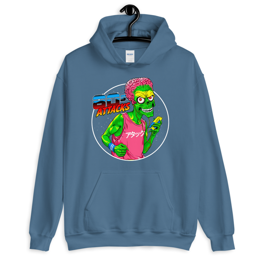 80'S ATTACK Hoodie