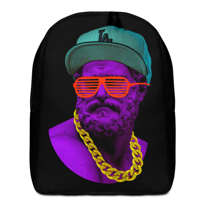 LA DUDE Backpack - Shop Cool Tricks
