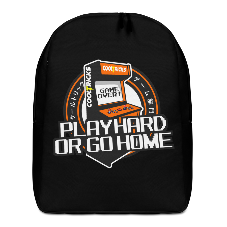 PLAY HARD Backpack - Shop Cool Tricks