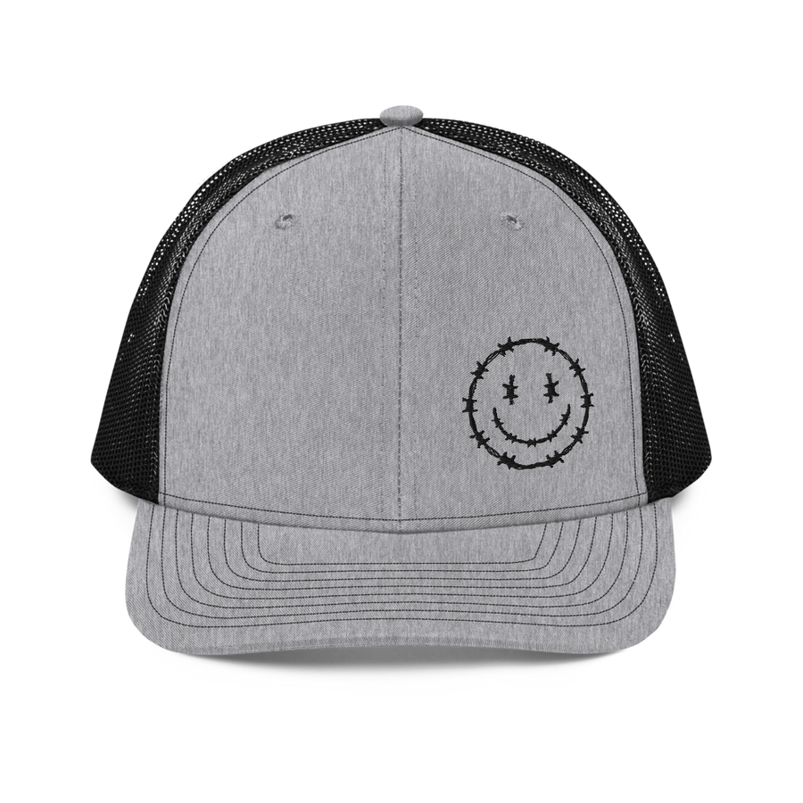 HAPPY BARB Trucker Cap