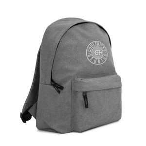 CT STUDIOS LOGO Embroidered Backpack - Shop Cool Tricks