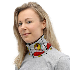 Smily Mirror Neck Gaiter by Cool Tricks - Shop Cool Tricks
