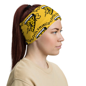 Pizza Cool Neck Gaiter by Cool Tricks - Shop Cool Tricks