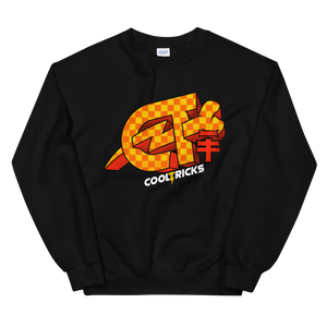 CT Checkered Logo Sweatshirt