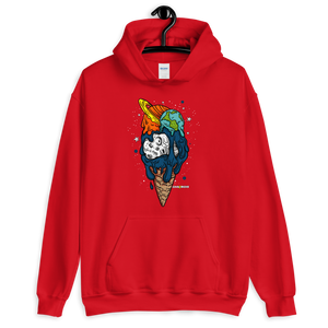 Planet Cone Hoodie