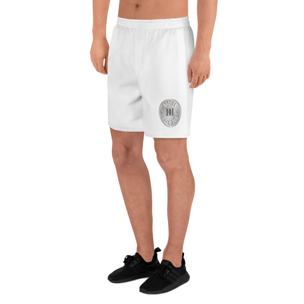 Body X Dhan Men's Athletic Long Shorts