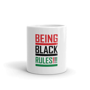 Being Black Collection Mug