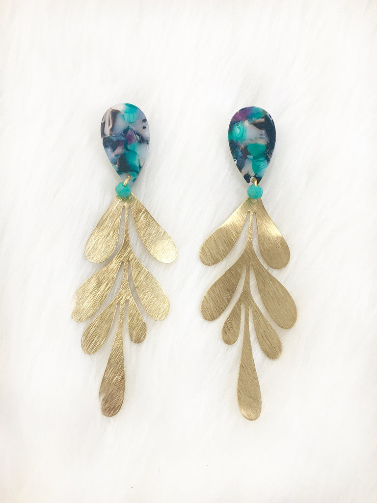 Waterdrop Earrings