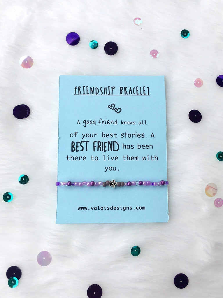 Best Friend Friendship Bracelet
