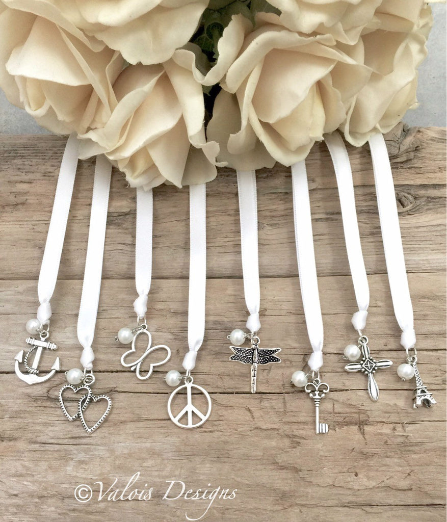 Traditional Ribbon Cake Pulls - Set of 8