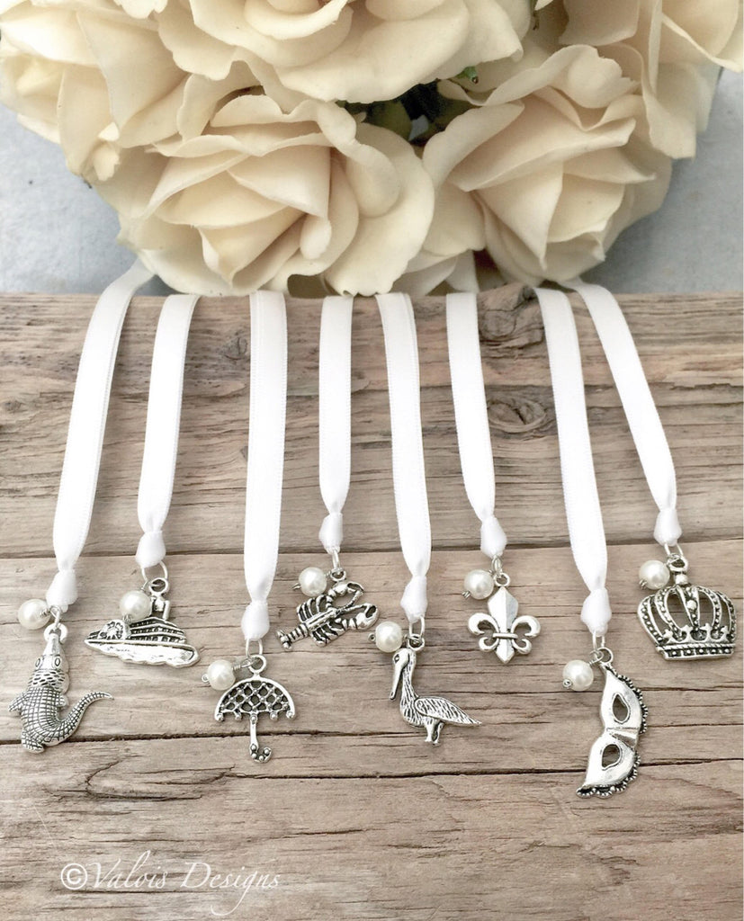 New Orleans Ribbon Cake Pulls - Set of 8