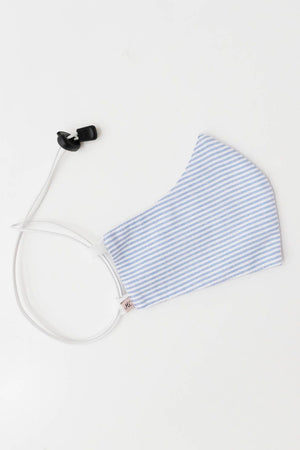Load image into Gallery viewer, Headloop Cloth New Stripe Blue