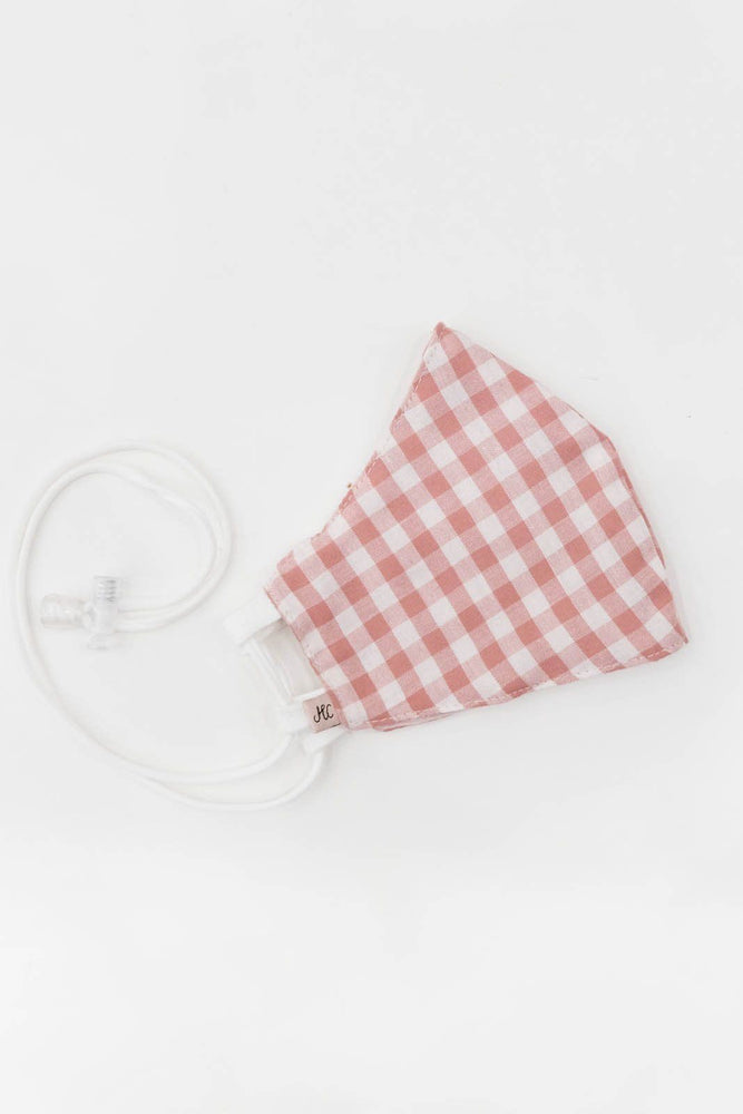 Load image into Gallery viewer, Headloop Cloth New  Pink Gingham