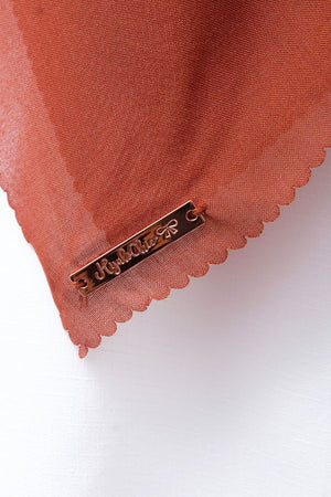 Load image into Gallery viewer, Gina Scarf Apricot