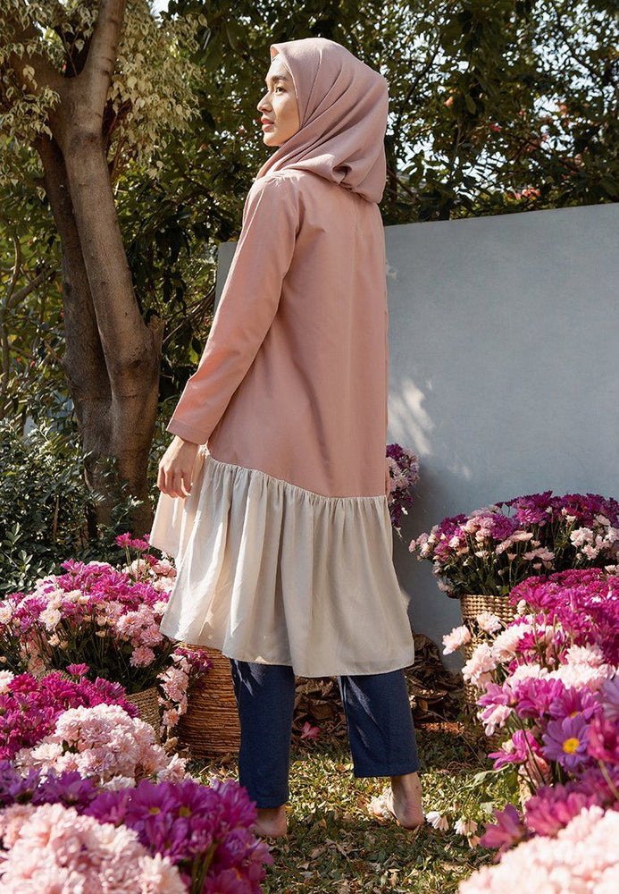 Florin Dusty Pink Tunic
