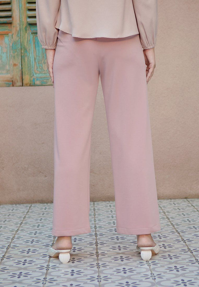 Meyrna Dusty Pink Pants