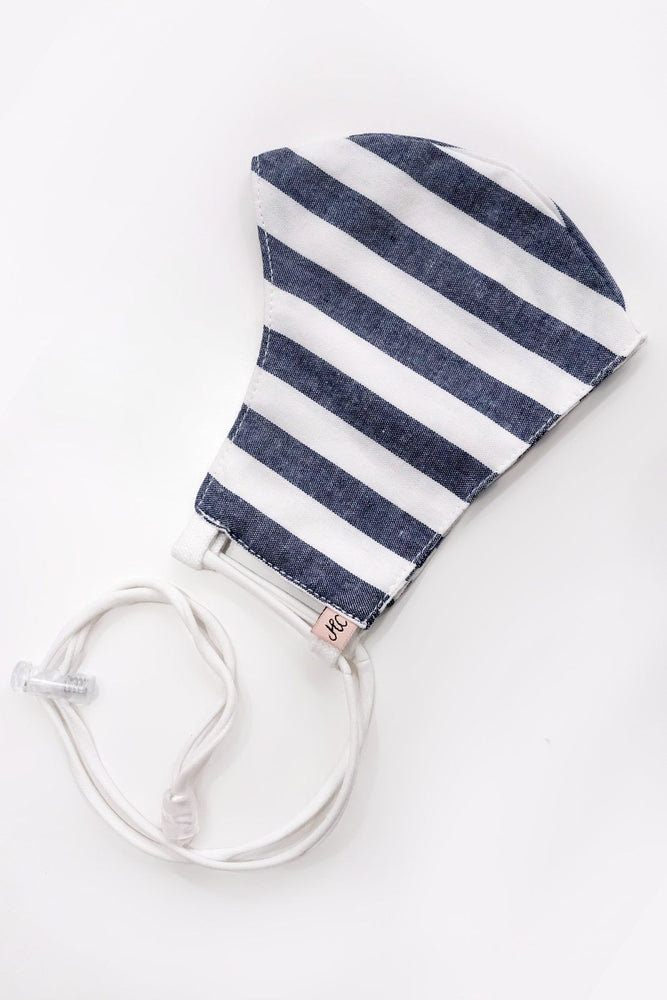Load image into Gallery viewer, Headloop Cloth New  Denim Stripe