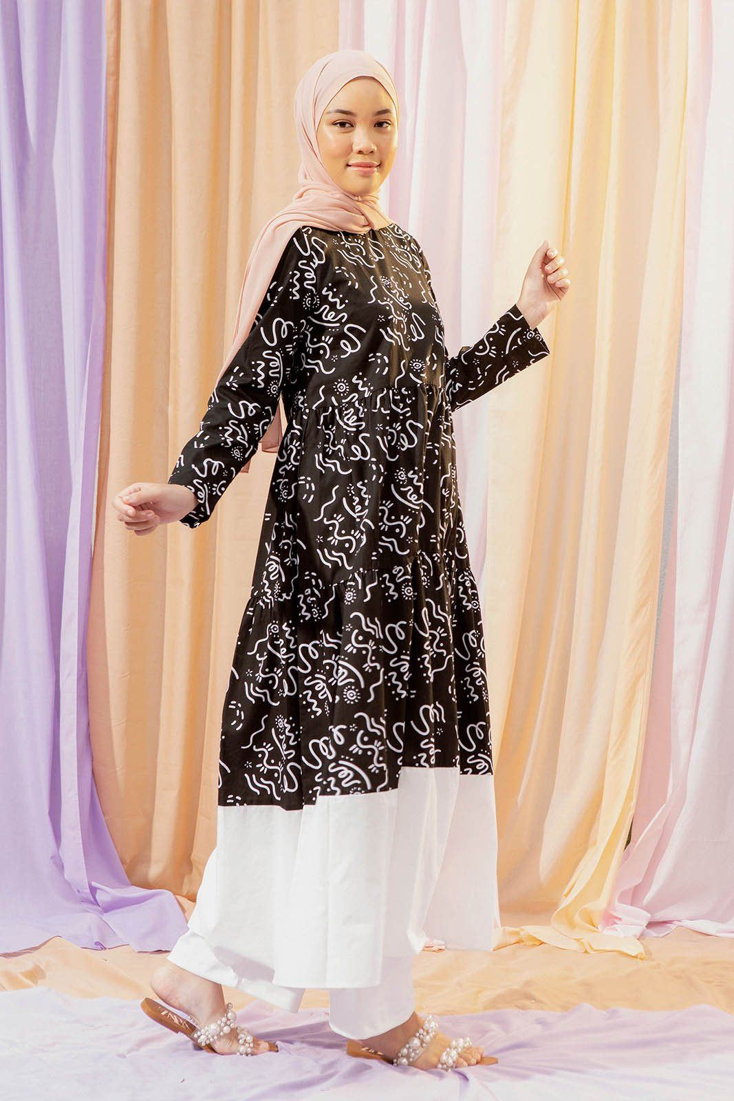 Alesse Black Pattern