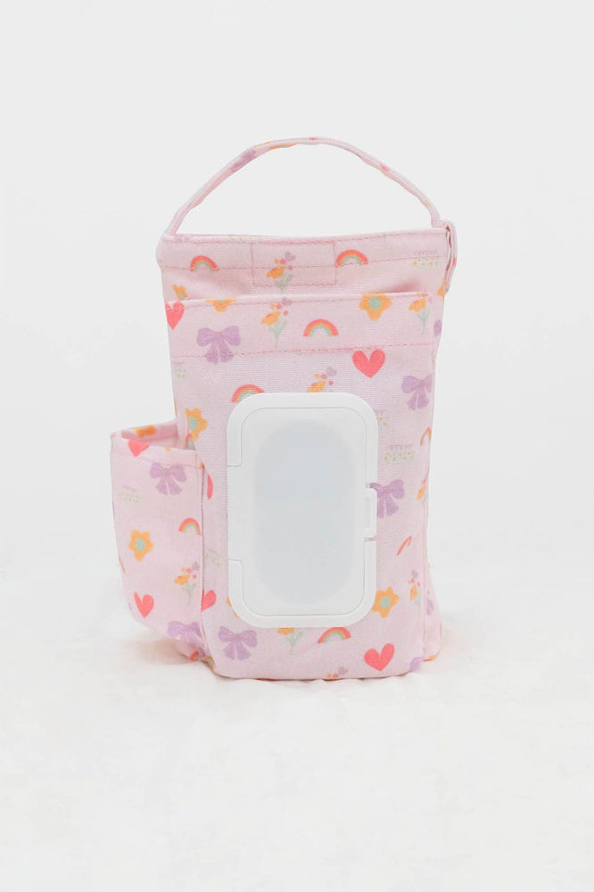 The new normal Pouch pink