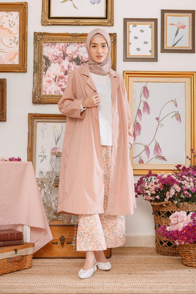 Raizel Dusty Pink Outer
