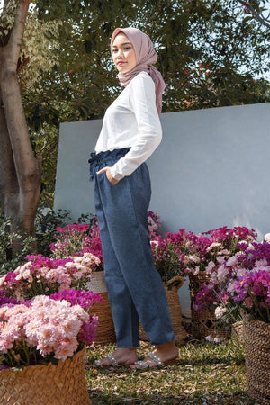 Load image into Gallery viewer, Zinnia Denim Pants