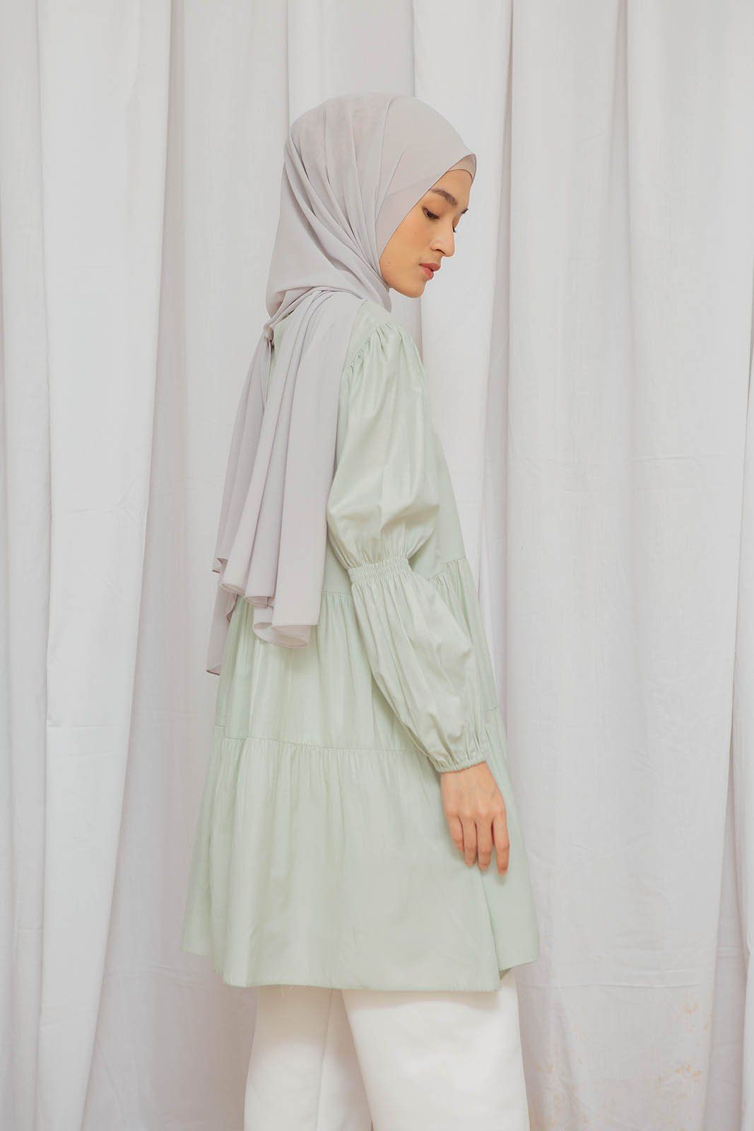 Frita Light Green Top