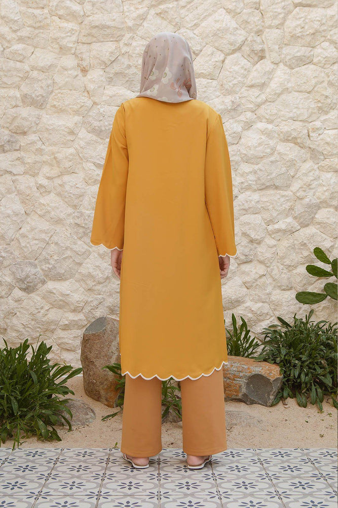 Load image into Gallery viewer, Tabitha Yellow Tunic