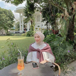 Tania Outer hijabchic #hijabchicbabes