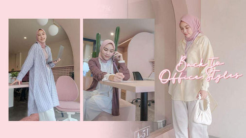 HijabChic Back to office styles