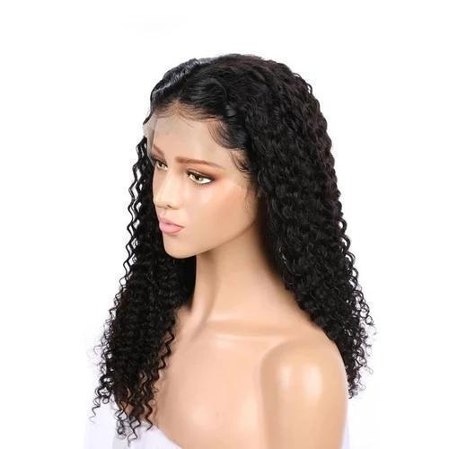 Brazilian Water Curly 360 Lace Frontal Wigs Human Hair