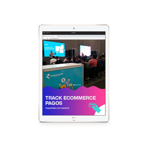 TRACK ECOMMERCE PAGOS
