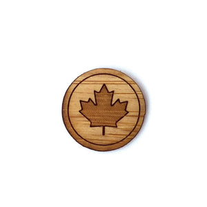 Maple Pin