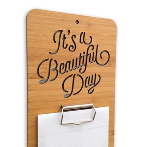 It's A Beautiful Day Notepad Set