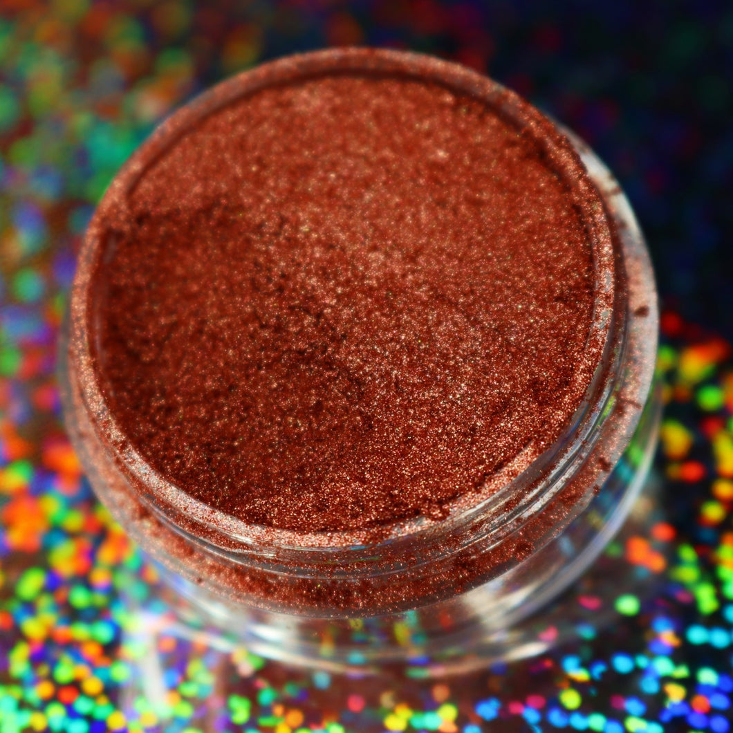 COPPER CRYSTAL PRISMATIC PIGMENT