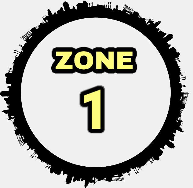 Zone 1 Cash on Delivery