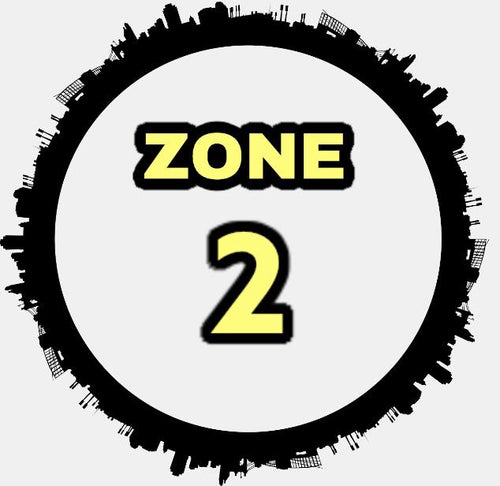Zone 2 Cash on Delivery