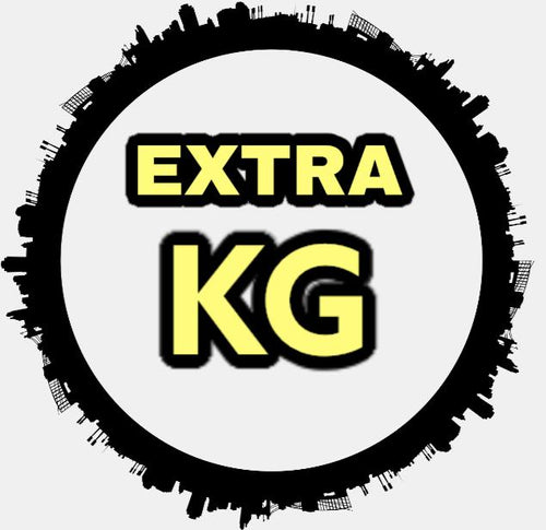 Extra Kg for Zone 1/2/3/4 Cash on Delivery
