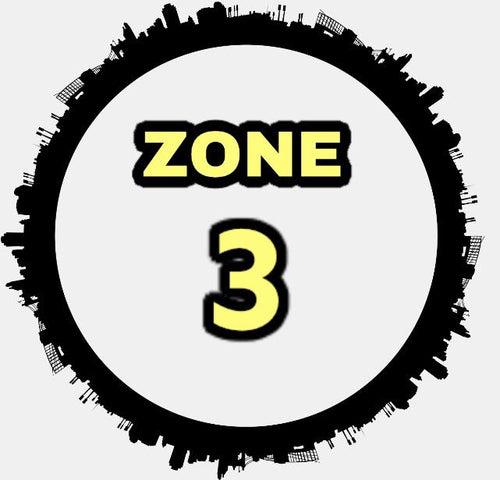 Zone 3 Cash on Delivery