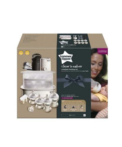 Tommee Tippee Complete Feeding Kit White
