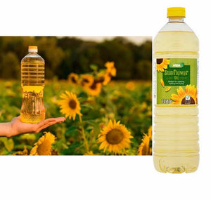 ASDA Sunflower Oil