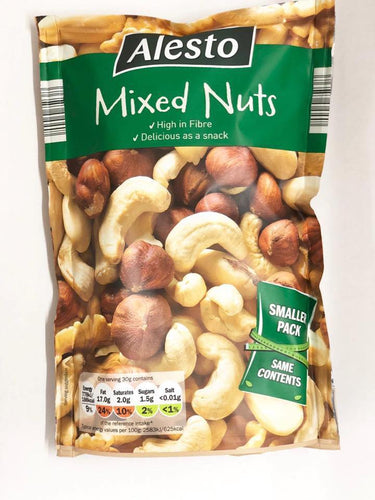 Alesto Mixed Nuts
