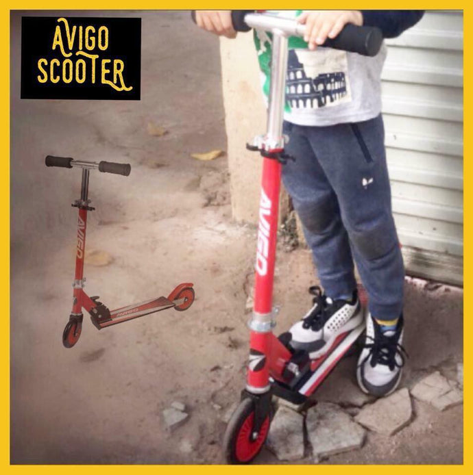 Avigo Kids Scooter from UK 3-12 years