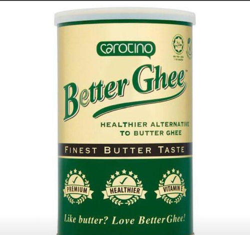 Carotino Better Ghee Tin 1kg