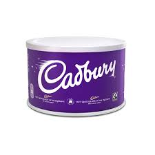 Cadbury Hot Chocolate 1kg tin