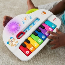 Load image into Gallery viewer, Fisher Price Smart Phone Silly Sounds Light-Up Piano 6-36M