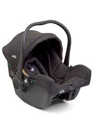 Joie Juva 0m+ Car seat & Carry Cot (Black)