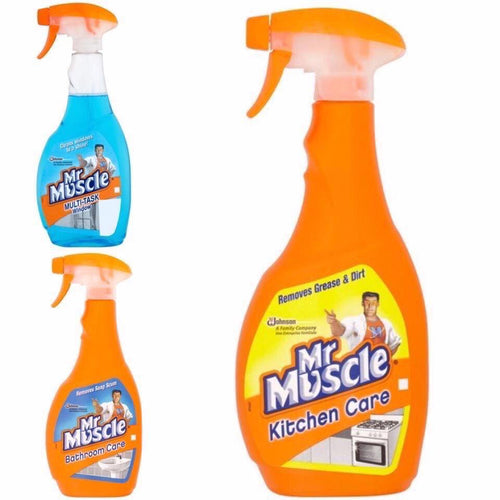 Mr Muscle Household Cleaning