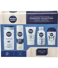 Load image into Gallery viewer, NIVEA MEN Sensitive Complete Sensitive Collection Gift Box